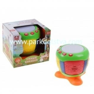 Интерактивная игрушка Умный барабан S+S Toys Уроки тетушки Совы