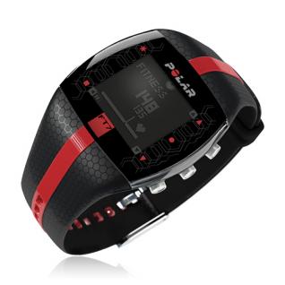 Пульсометр Polar FT7M Black/Red