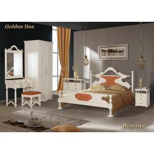 Спальня Верона 2 из массива-5961766