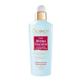 Guinot Lait Hydra Fracheur - Освежающее Очищающее Молочко для всех типов кожи