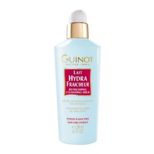Guinot Lait Hydra Fracheur - Освежающее Очищающее Молочко для всех типов кожи-4942092
