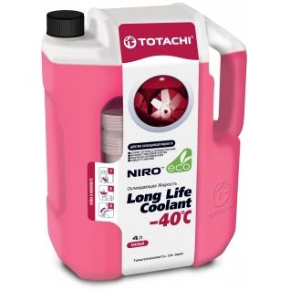 Антифриз TOTACHI NIRO LLC RED -50C 4л-5920474