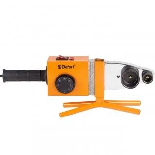 Аппарат для сварки труб Defort DWP-2000
