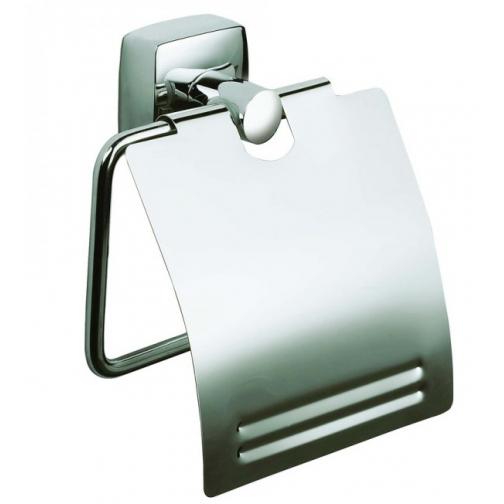 Бумагодержатель с крышкой Fixsen Kvadro FX-61310-6760873