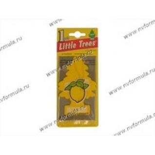 Ароматизатор CAR-FRESHNER Елочка лимон/лимонный сад-432118