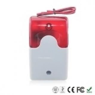 Проводная свето-звуковая сирена к охранной сигнализации FS-102-5006103