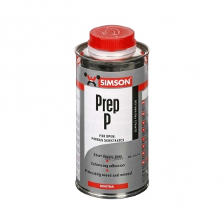 Грунт Simson Prep P для пористых поверхностей 0,5