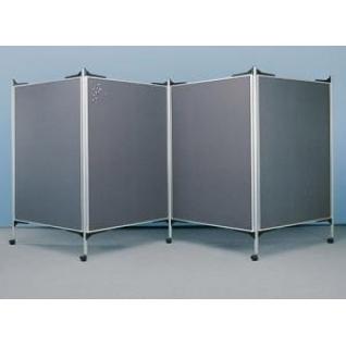 Мобильный презентационный стенд (четыре 2-х сторонние доски 150*120 см)-399180