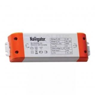 Драйвер Navigator 71 461 30Вт 12В IP20-9158600