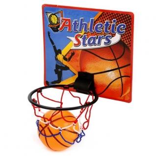 Набор Для Игры В Баскетбол, В Ассорт. N99 В Пак. 21*18*7См