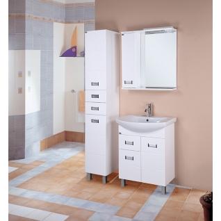 Шкаф-зеркало Onika Балтика 58.01, левый-6769431