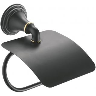 Бумагодержатель с крышкой Fixsen Retro FX-71610B-6761121