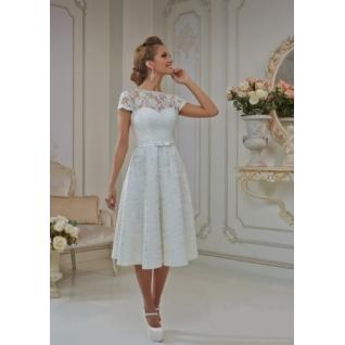 Платье свадебное Короткие свадебные платья⇨Эрин-661971