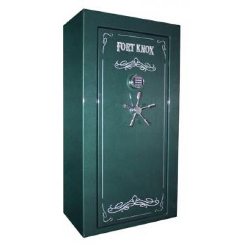 Сейф оружейный Fort Knox Executive-6031 green (лаковый)-6814563