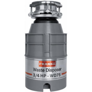 Измельчитель бытовых отходов Franke WD 75 3/4 HP-872626