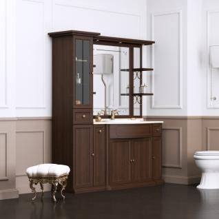 Мебель Opadiris Корсо Оро №6 174 см для ванной комнаты
