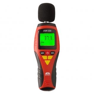 ADA Измеритель уровня шума ADA ZSM 330-5679285