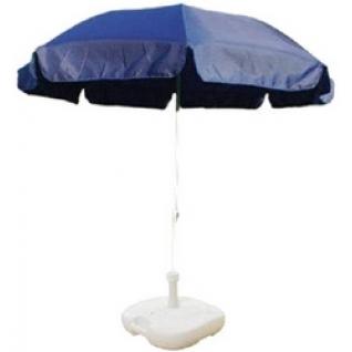 Зонт 1,8 м с поворотом синий-9320003