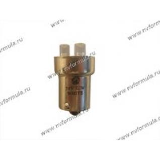 Лампа светодиод 24V5W BA15s 3LED белая-426315