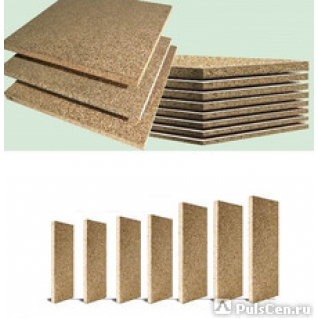 Листовые, древесно-плитные материалы для наруж.и внутр.отделки,(OSB-3) ДСП 2с, 2750х1830х16мм шлифованная, Шексна-501980