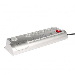 Сетевой фильтр Power Cube Garant 3.0 м, 5+1, серый, телеф.защита, 10А/2,2кВт-6439712