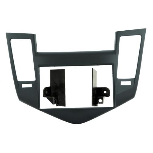 Переходная рамка Intro RCV-N08 для Chevrolet Cruze 09-12 2DIN Black Intro-835042