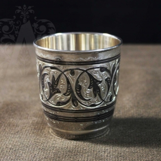 Стакан серебряный -2120616