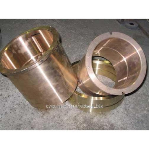 Втулка цилиндра верхняя 3-212493-01 на-6807317