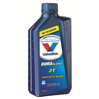 Моторное масло VALVOLINE DURABLEND SCOOTER 2T 1л