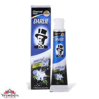 Зубная паста Darlie С бамбуковым углем 40г.