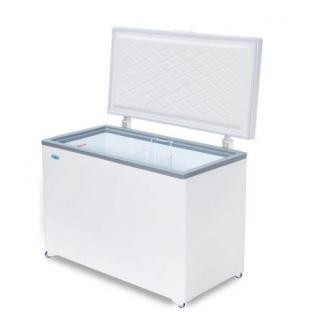 СНЕЖ Ларь морозильный с белой крышкой СНЕЖ МЛК 250-9188086
