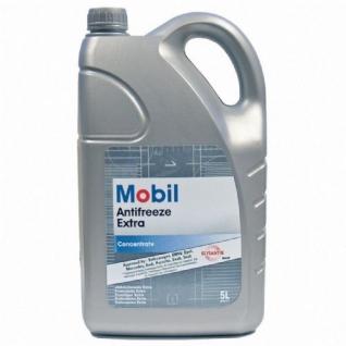 Антифриз MOBIL Antifreeze Extra, 5 литров