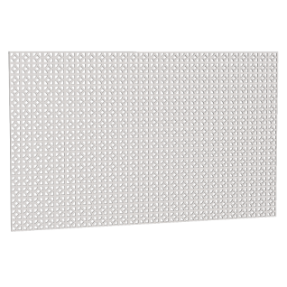 Декоративный экран Квартэк эфес 600*1500 (пепел, белый, клен, дуб, бук, вишня, орех, махагон, венге)-6768940