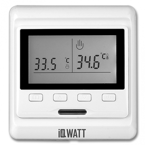 IQWATT IQ THERMOSTAT Р – Программируемый терморегулятор-6763745