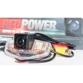 Штатная видеокамера парковки Redpower HOD181 для Honda Accord (2008-2011), Civic 4D 2012+ RedPower-832677