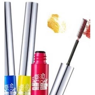 VOV - Тушь для ресниц цветная VOV 20's Factory Flash foil Mascara 3