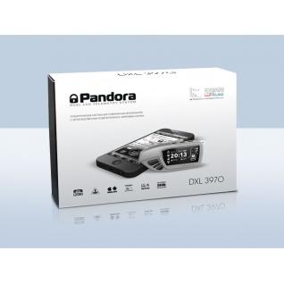Автосигнализация Pandora DXL 3970 PRO 2xCAN+GSM+LIN Pandora-833623