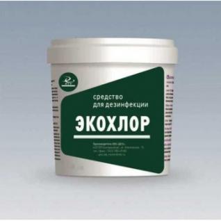 Хлорные таблетки ЭкоХлор 300 шт в упак.