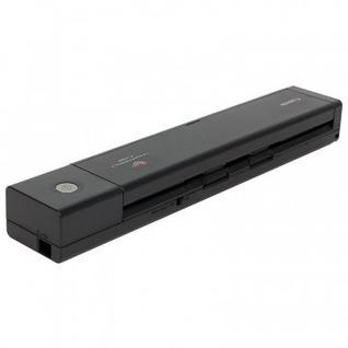 Сканер Canon image Formula P-208II (9704B003) A4 черный