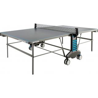 Kettler Теннисный стол всепогодный, с сеткой Kettler OUTDOOR 4 арт.7172-700-5754613