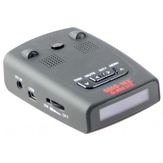 Радар-детектор Sho-me G-800 STR GPS Red