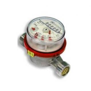Счетчик горячей воды Ду 15 ZENNER ЕTW-N-MZ L=110 I=190 H=75 Q=1.5 куб.м