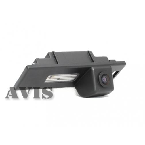 CCD штатная камера заднего вида AVIS AVS321CPR для BMW 1 (#006) Avis-832894