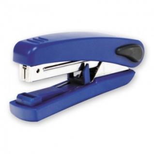Степлер SAX 519 (N10) до 20 лист. синий
