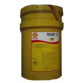 Shell Масло гидравлическое в канистре - 20л-4951618