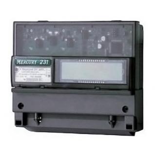 Электросчетчик Меркурий 231 AT-01 I многофункциональный-1427225