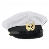 Made in Germany Фуражка ВМС Бундесвера, цвет белый