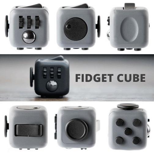 Кубик антистресс fidget cube-6721358