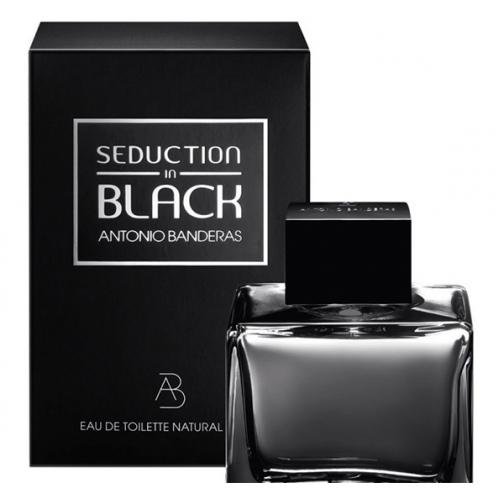 Antonio Banderas Seduction In Black туалетная вода, 100 мл.-6686975