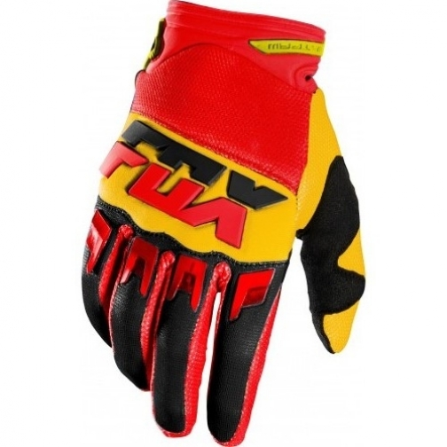 Fox Fox Dirtpaw Mako Glove Yellow (2016)-1966566